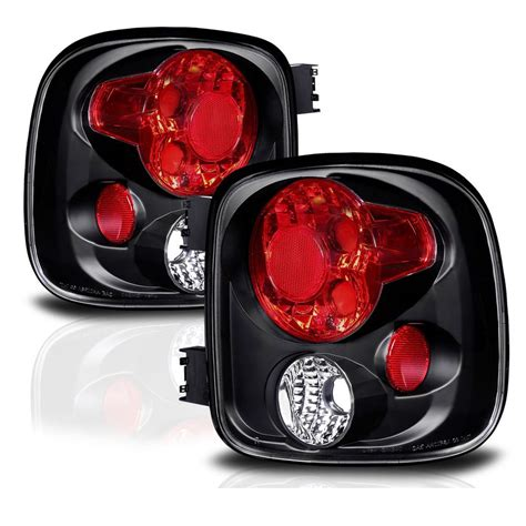2001 Gmc Sierra Stepside Led Tail Lights