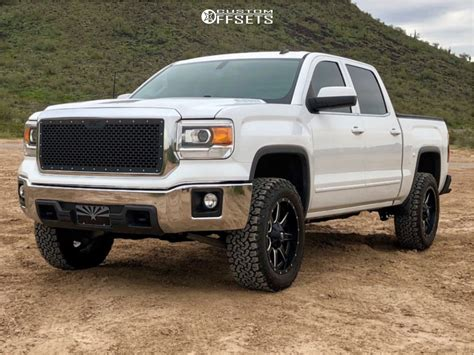 2014 Gmc Sierra Tire Size With Leveling Kit