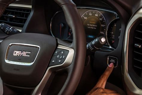 2017 Gmc Acadia Seating Configuration