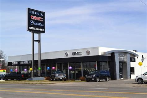 Cable Dahmer Buick Gmc Cadillac South Noland Road Independence Mo