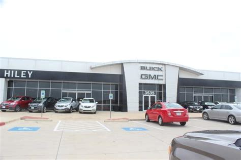 Hiley Gmc Fort Worth Tx