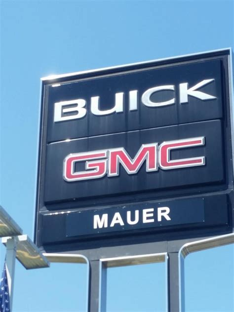 Mauer Buick Gmc Owner