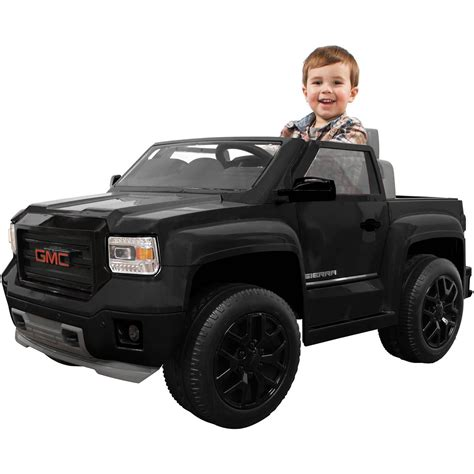 Rollplay Gmc Sierra 6 Volt Quad Powered Ride On