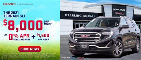 Sterling Mccall Buick Gmc Reviews