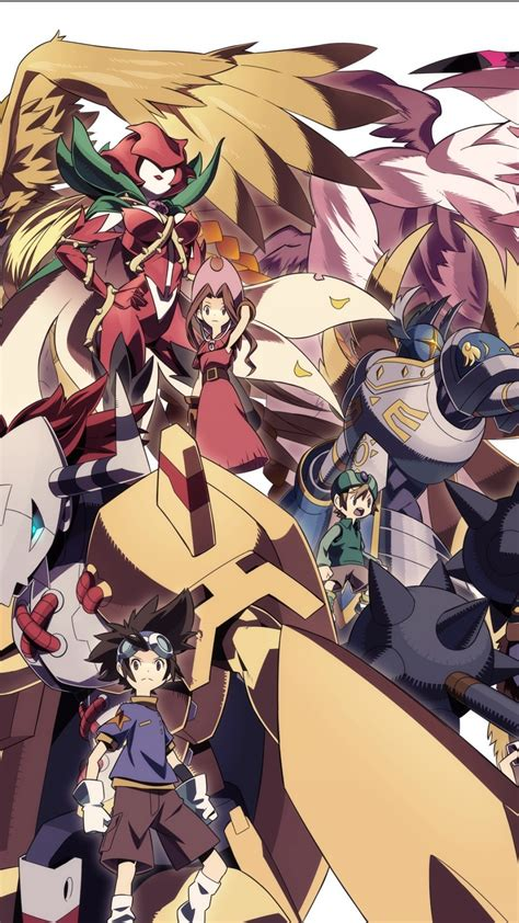 Wallpaper Android Digimon
