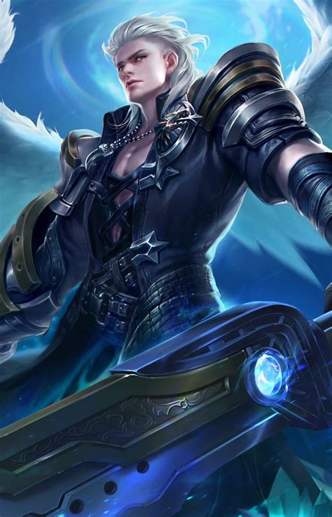 Wallpaper Mobile Legend Alucard Skin Epic