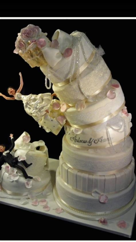 craziest wedding cakes