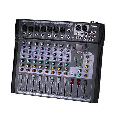electric audio mixer
