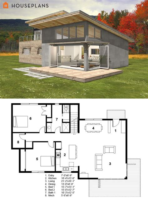 house plans for small houses
